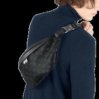 Поясная сумка Louis Vuitton Discovery Eclipse черная