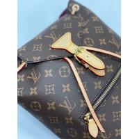 Рюкзак Louis Vuitton моно коричневый