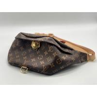 Сумка Louis Vuitton Bumbag моно коричневая