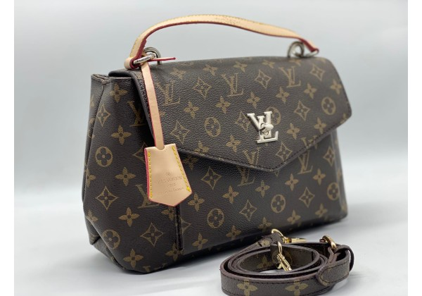 Сумка Louis Vuitton Clunny моно коричневая