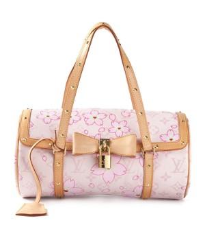 Louis Vuitton Сумка Cherry Blossom розовая