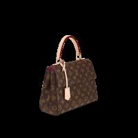 Сумка Louis Vuitton Clunny BB коричневая с розовым