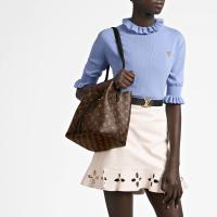 Сумка Louis Vuitton Neonoe коричневая