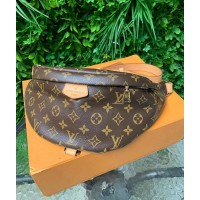 Сумка Louis Vuitton Bumbag коричневая