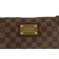 Сумка Louis Vuitton Eva в клетку коричневая
