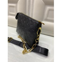 Сумка Louis Vuitton Coussin Pm черная
