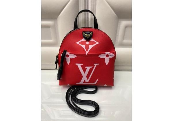 Рюкзак Louis Vuitton Sorbonne красный