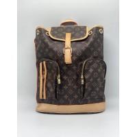 Рюкзак Louis Vuitton коричневый