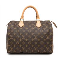 Сумка Louis Vuitton Speedy 30 коричневая