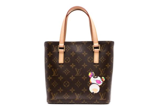 Сумка-тоут Louis Vuitton Vavin PM коричневая