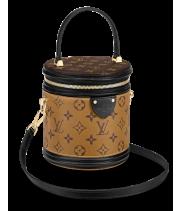 Сумка Louis Vuitton Cannes коричневая