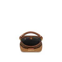 Сумка Louis Vuitton Dauphine PM коричневая