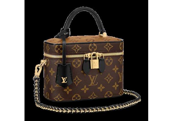 Сумка Louis Vuitton Vanity PM коричневая