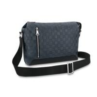 Сумка Louis Vuitton мужская Discovery PM синяя