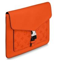 Сумка Louis Vuitton мужская Outdoor оранжевая