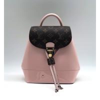 Рюкзак Louis Vuitton HOT SPRINGS розово-коричневый