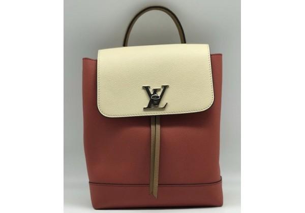 Рюкзак Louis Vuitton LOCKME коричневый