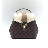 Louis Vuitton Clapton Сумка коричневая