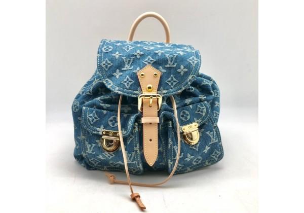 Рюкзак Louis Vuitton синий
