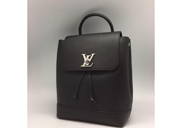 Рюкзак Louis Vuitton LOCKME черный