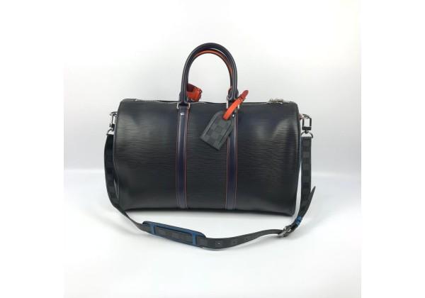 Спортивная Сумка Louis Vuitton сине-черная