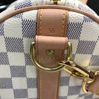 Дорожная Сумка Louis Vuitton женская белая