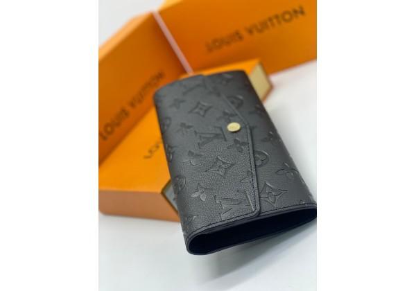 Кошелек Louis Vuitton EMILIE черный