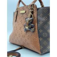 Сумка женская Louis Vuitton Haumea коричневая