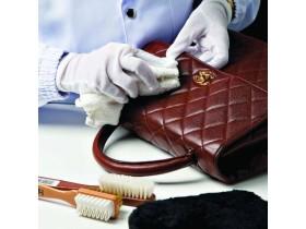 Уход за трикотажными и кожаными сумками в домашних условиях