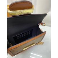 Сумка Клатч Луи Виттон коричневая