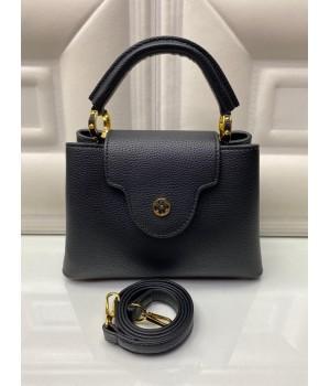 Сумка Louis Vuitton  Blanche черная