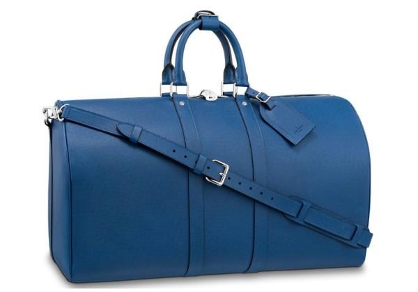 Сумка Louis Vuitton Keepall bandouliere 50 дорожная