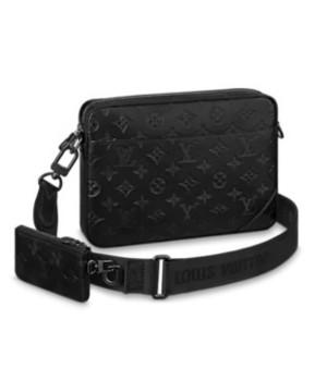 Cумка Louis Vuitton мужская duo черная