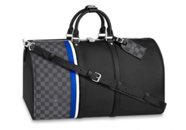 Сумка Louis Vuitton Keepall 50  дорожная