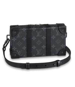 Cумка Louis Vuitton мужская trunk черная