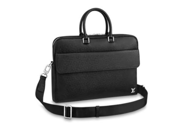 Портфель Louis Vuitton Alex черный