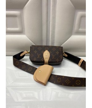 Сумка женская Louis Vuitton коричневая