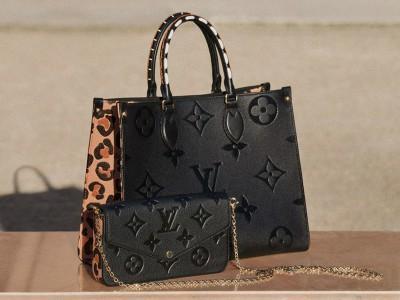 Louis Vuitton: коллекция Wild at Heart