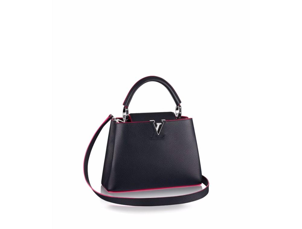 Louis Vuitton Capucines - обновление легендарной сумки