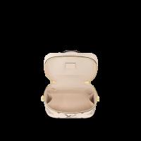 Сумка Louis Vuitton Vanity PM бежево-розовая
