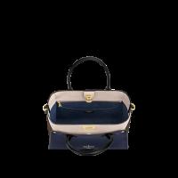 Сумка Louis Vuitton On My Side темно-синия