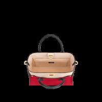 Сумка Louis Vuitton On My Side красная
